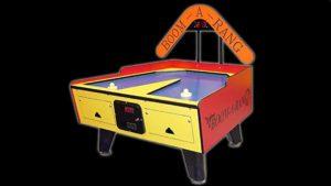 boomerang air hockey