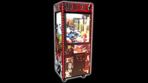 Claw Machine filled with Prizes