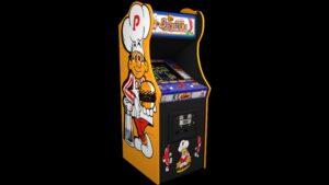 burgertime arcade game rental
