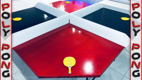 4 Player Ping Pong