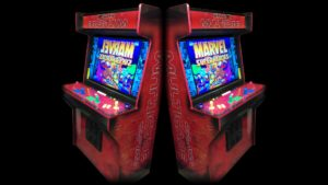 4-Player Arcade machine