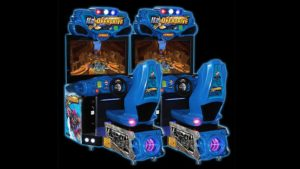 H2 Overdrive Racing Arcade Game
