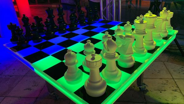 Giant Game LED Chess