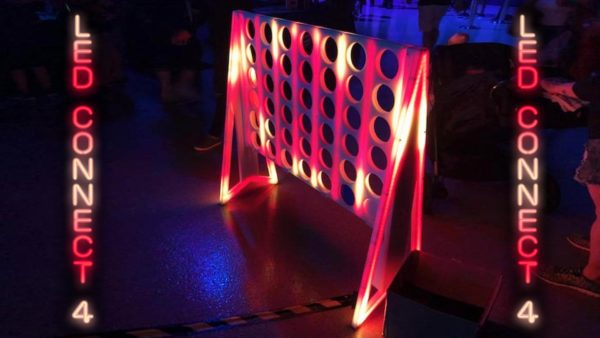 Giant LED Connect Four
