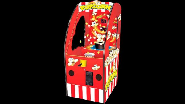 Popcorn Arcade Game
