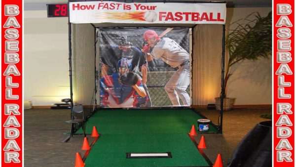 Baseball Speed Cage Radar
