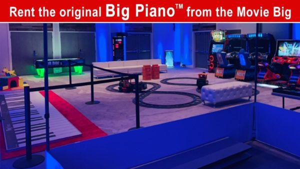 big walk-on piano