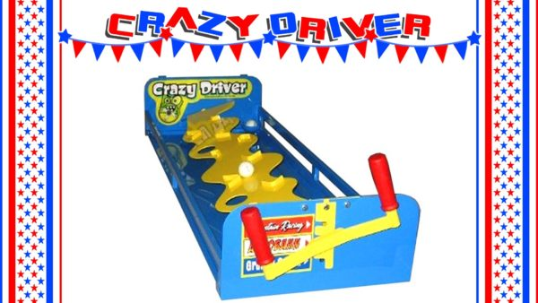 Crazy Driver Game