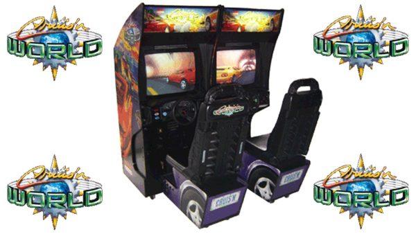 Cruis'n World Arcade Racer