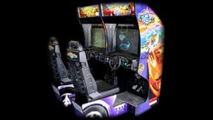Cruis'n World Arcade Racer