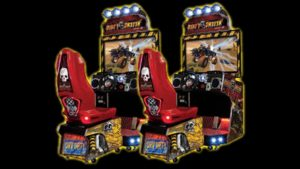 Dirty Driving' Racing Arcade Game