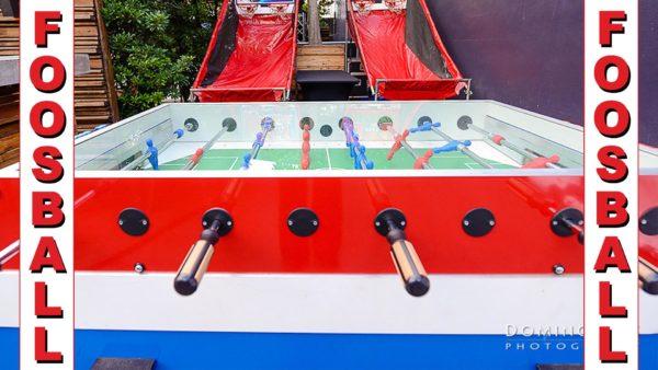 Foosball Arcade Table