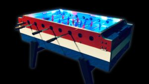 4 Player Ping Pong With LED Lights