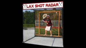 Lacrosse Speed Radar
