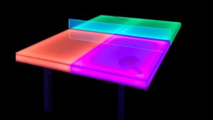 2-Player LED Ping Pong