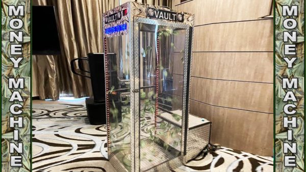 Money Machine Cash Cube