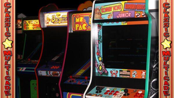 Classic Arcade Multicade