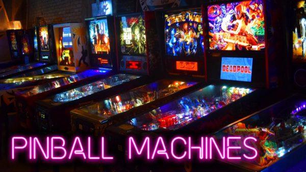 Pinball Arcade Machines