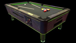 Pool Table LED Billiards