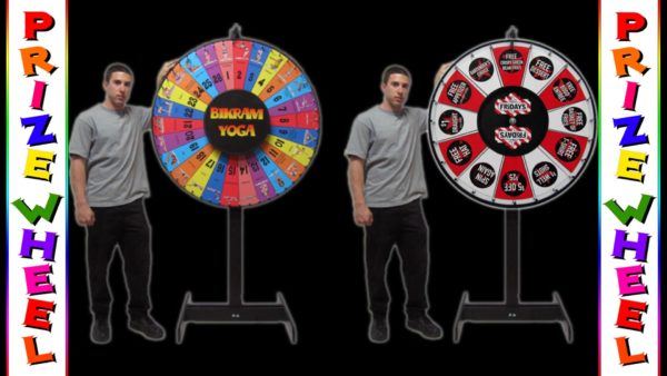 "42"" Customizable Prize Wheel"