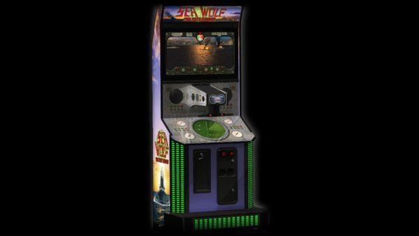SeaWolf Submarine Arcade Game
