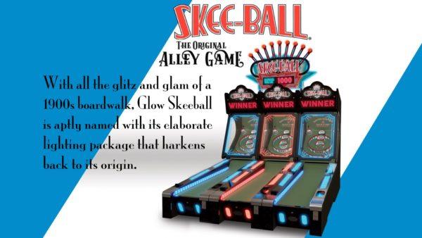 LED Skeeball