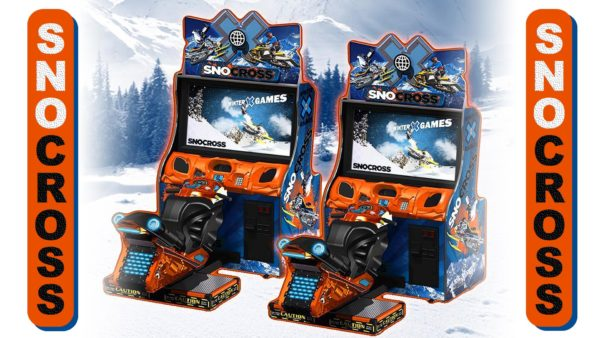 SnoCross Racing Arcade Game