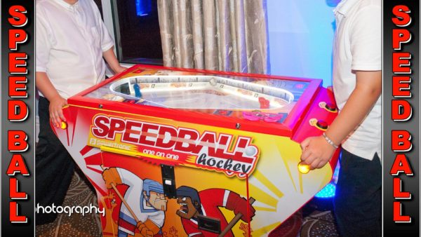 Speedball Hockey Arcade game