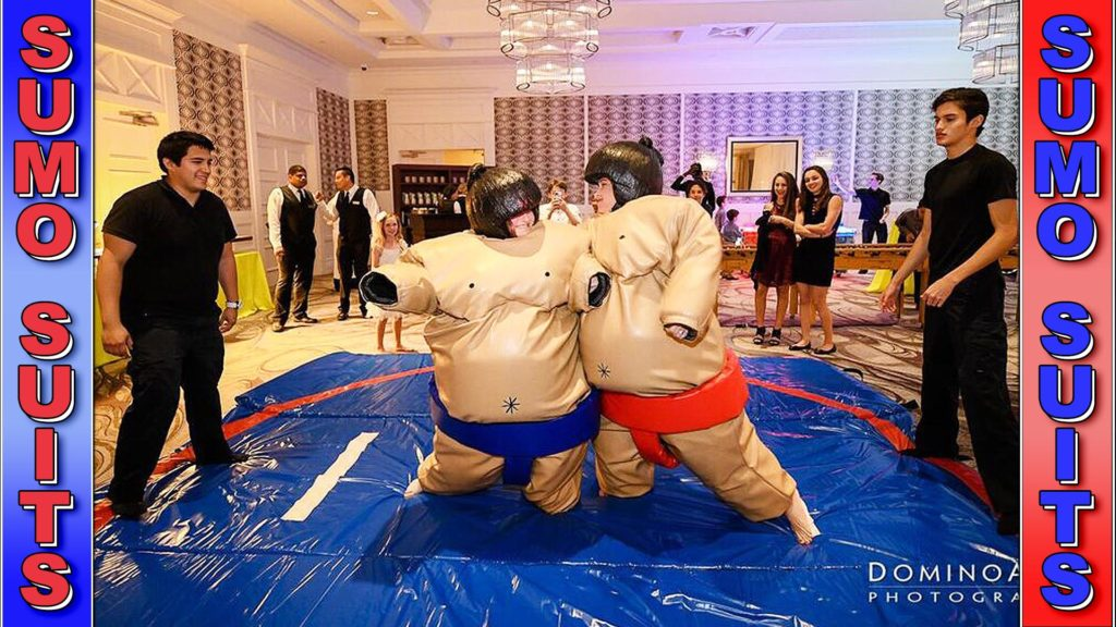 Sumo Suits Game