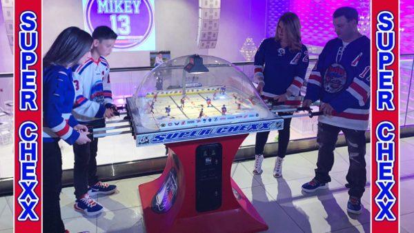 Super Chexx Arcade Hockey