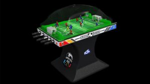 Super Kixx Soccer Game