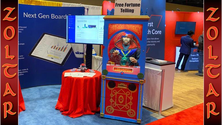 Trade Show Booth Entertainment