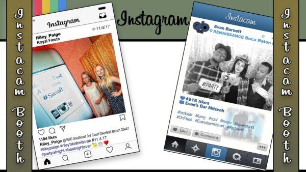 instagram photo booth in orlando, florida