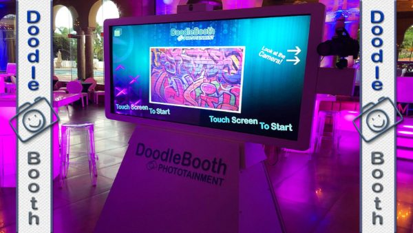 Doodle Booth Photo Booth in Orlando, Florida