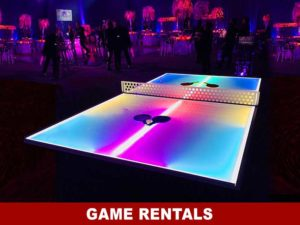 Game Rentals for corporate events