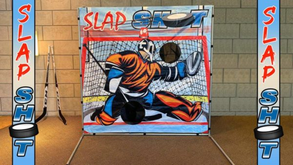 hockey slap shot game in orlando florida