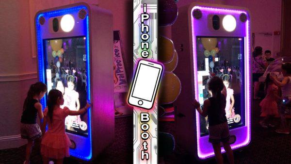 iPhone Photo Booth in Orlando, Florida