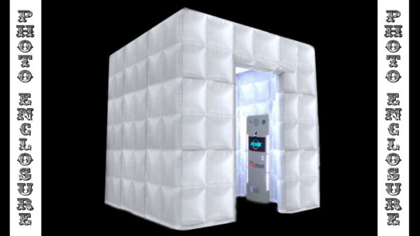 inflatable photo booth enclosure in Orlando, Florida