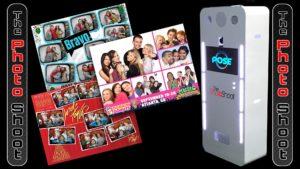 Photo Shoot Photo Booth sample prints