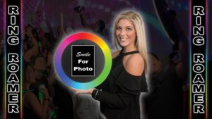 ring roamer mobile selfie photo booth in orlando florida