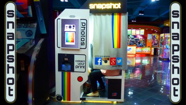 Snapshot 2 Photo Booth in Orlando Florida