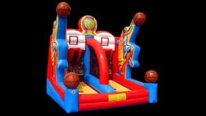 Basketball Shooting Stars Inflatable