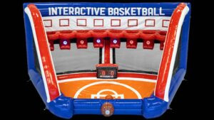 Basketball Multiplayer Inflatable Game
