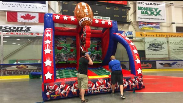 Football First Down Inflatable