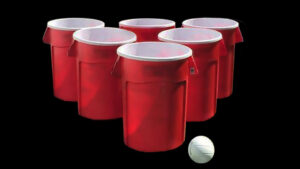 Giant Beer Pong Game Rental