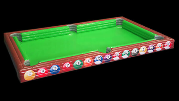 soccer pool billiards game