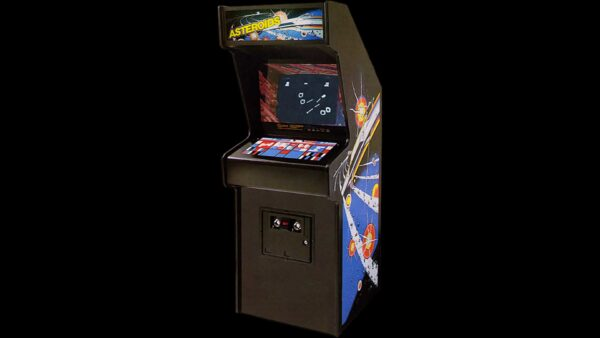 asteroids arcade game rental