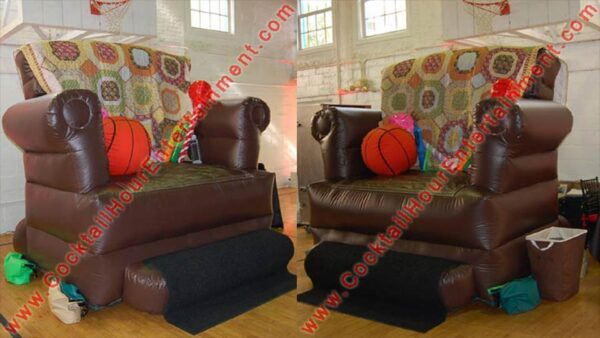 big chair inflatable photos