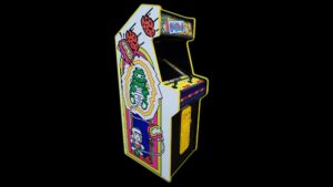 dig dug arcade game rental