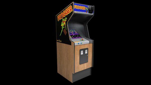 frogger arcade game rental